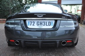 Quantum Of Solace Aston Martin DBS