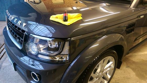Nano Ceramic Paint Protection.