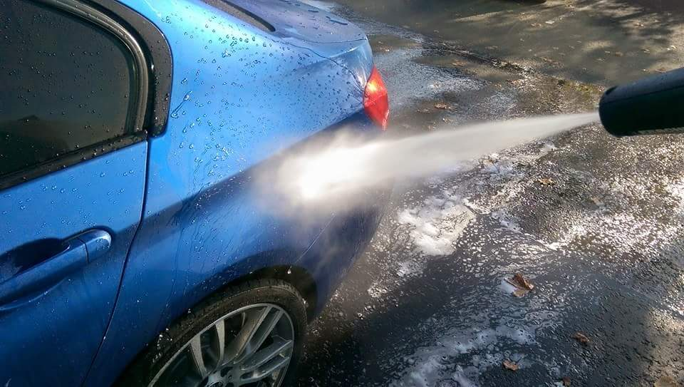 Car Detailing Houston, Renfrewshire